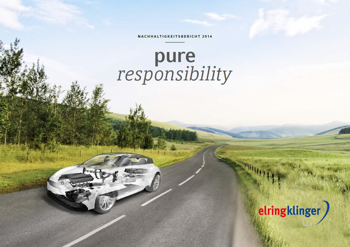 Nachhaltigkeitsbericht | ElringKlinger AG