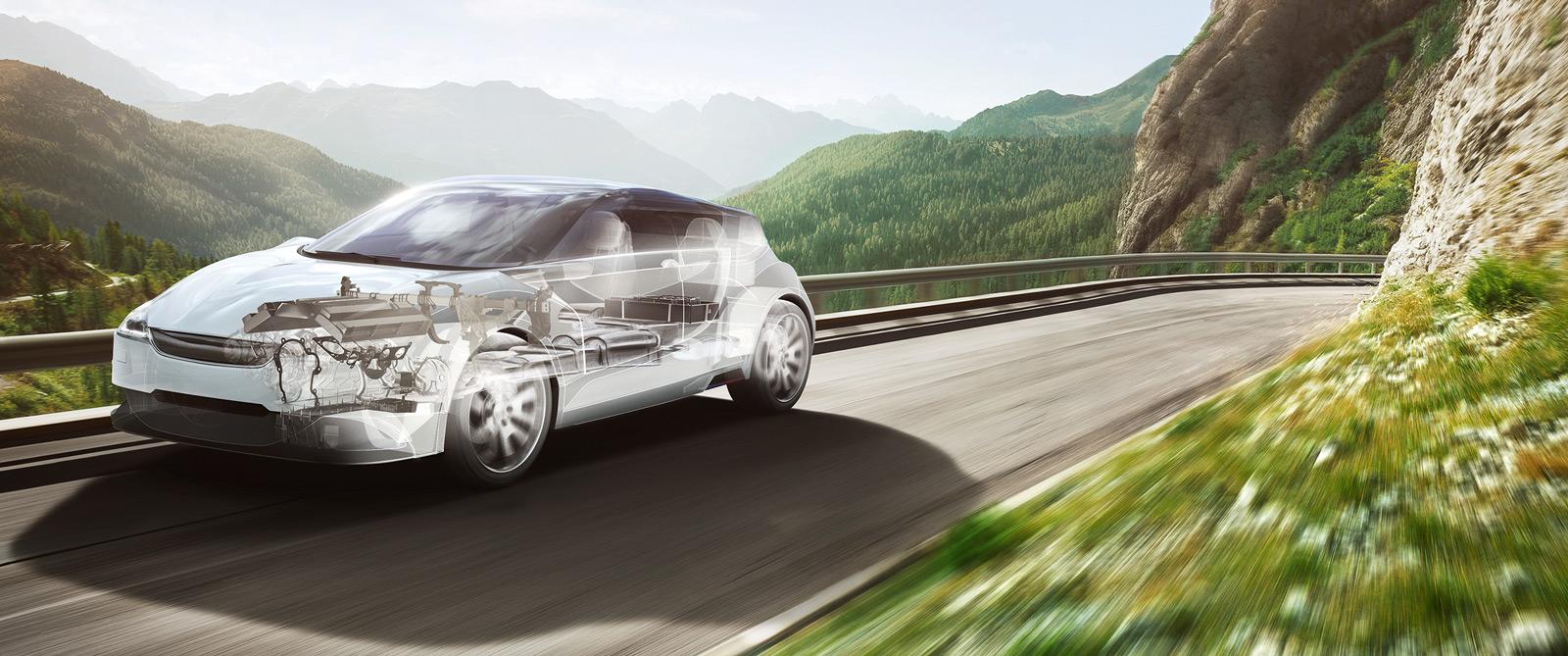 ElringKlinger Concept Car