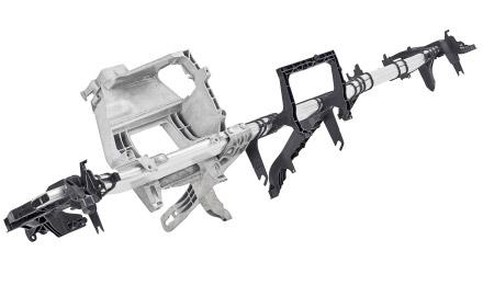 Lightweight Plastic Components For Car Body Elringklinger Ag
